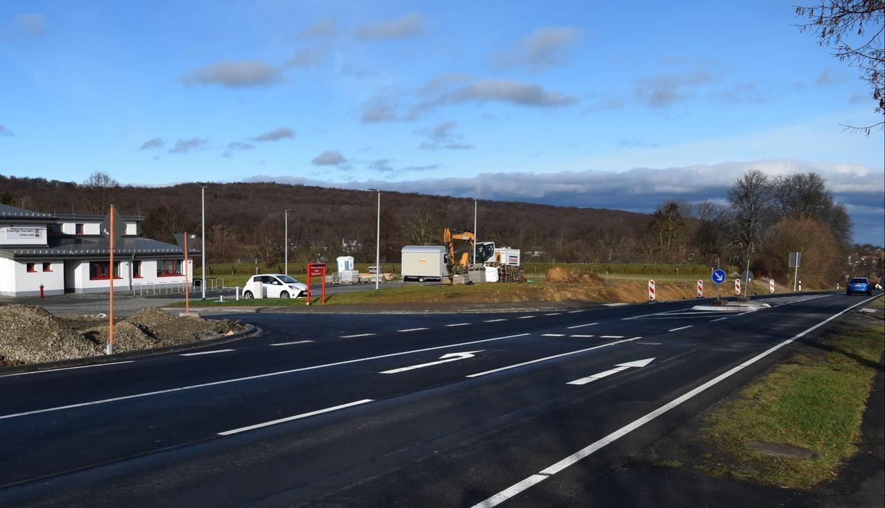 Verkehr auf B82 rollt wieder