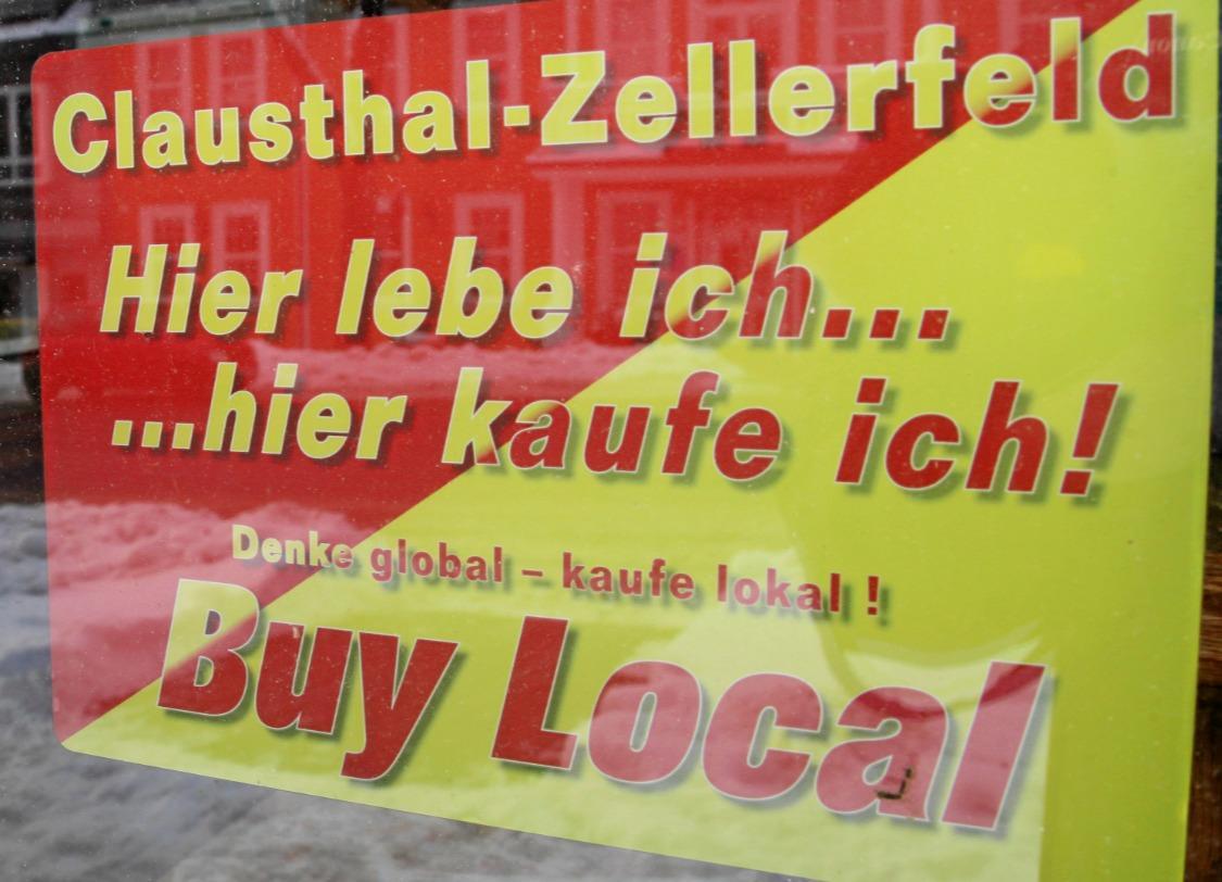 """""""Buy local"""": Miesmachen gilt nicht"""