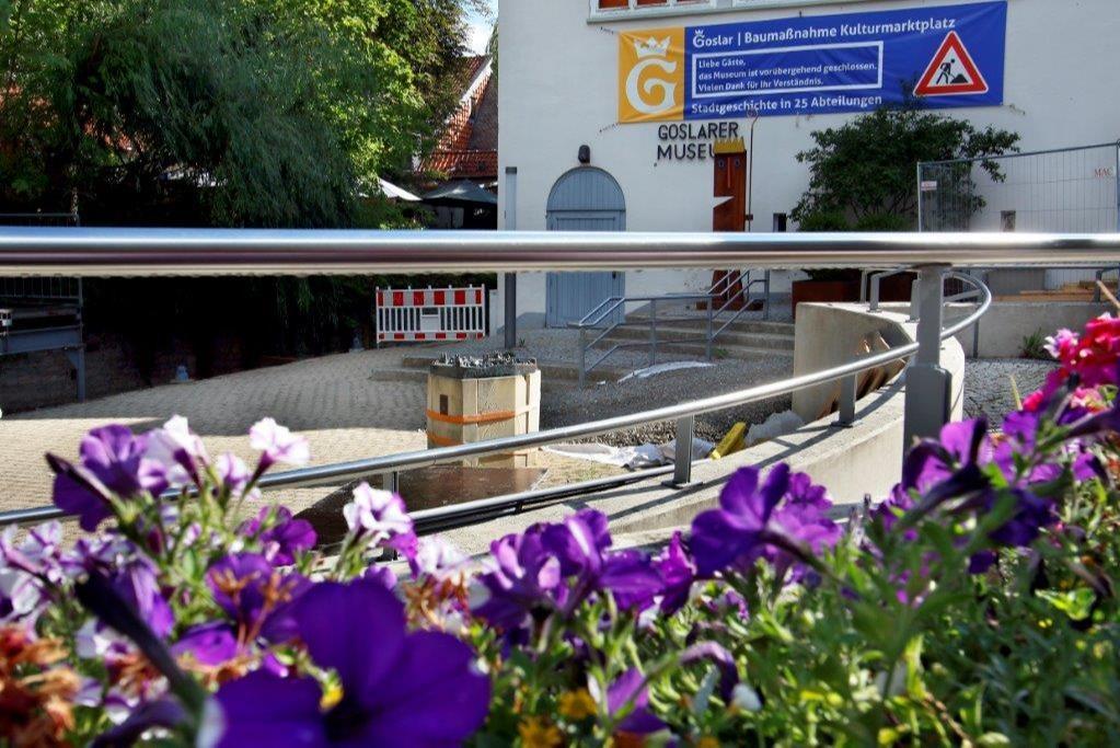Kulturmarktplatz wird immer teurer