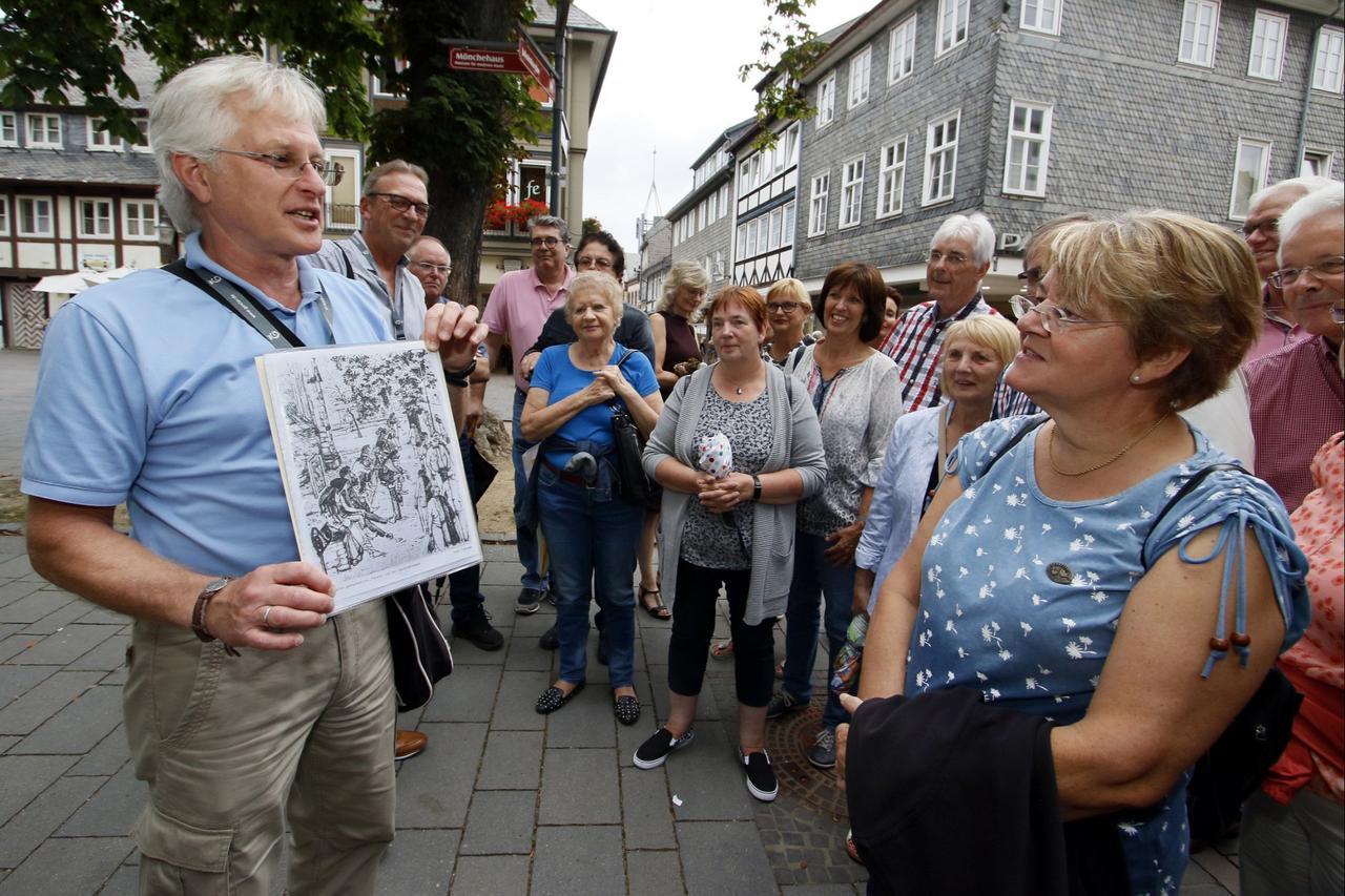Rückblick auf Goslars Kneipen-Historie