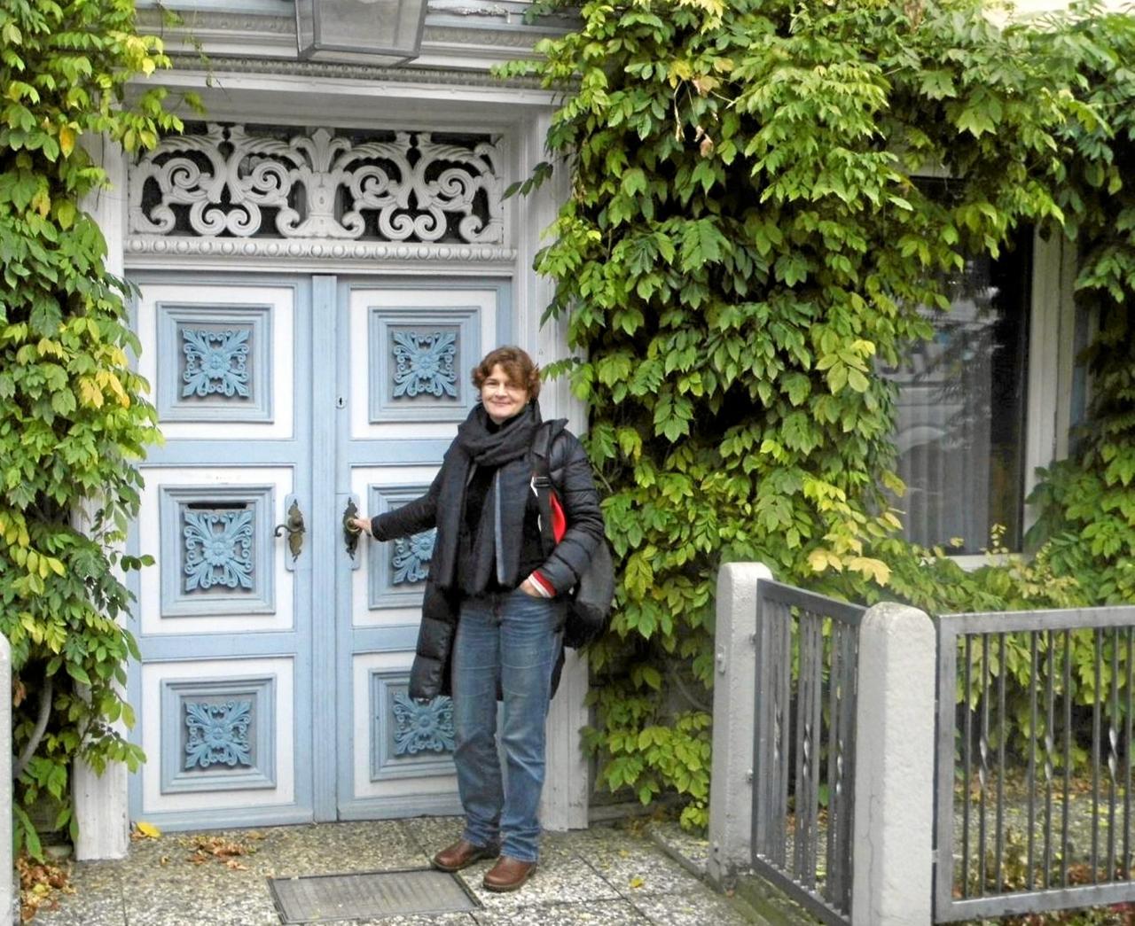 Yvonne von Klenze besucht Schladen