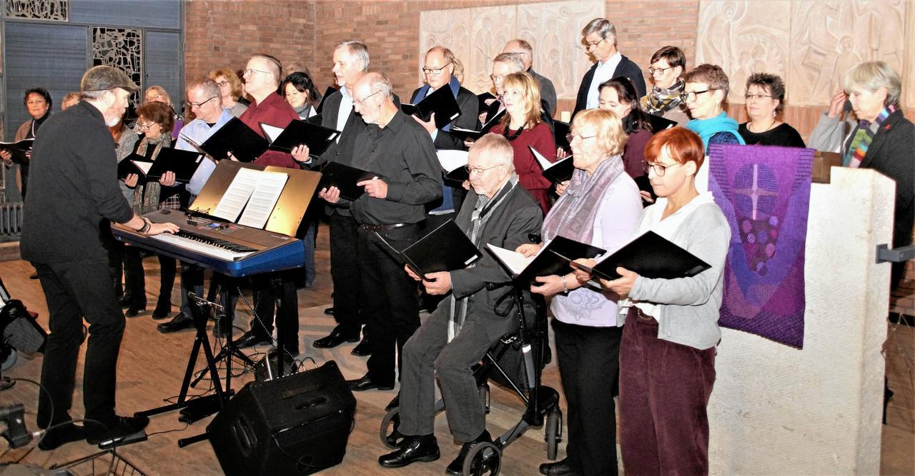 Kammerchor Braunschweig in Schladen zu Gast