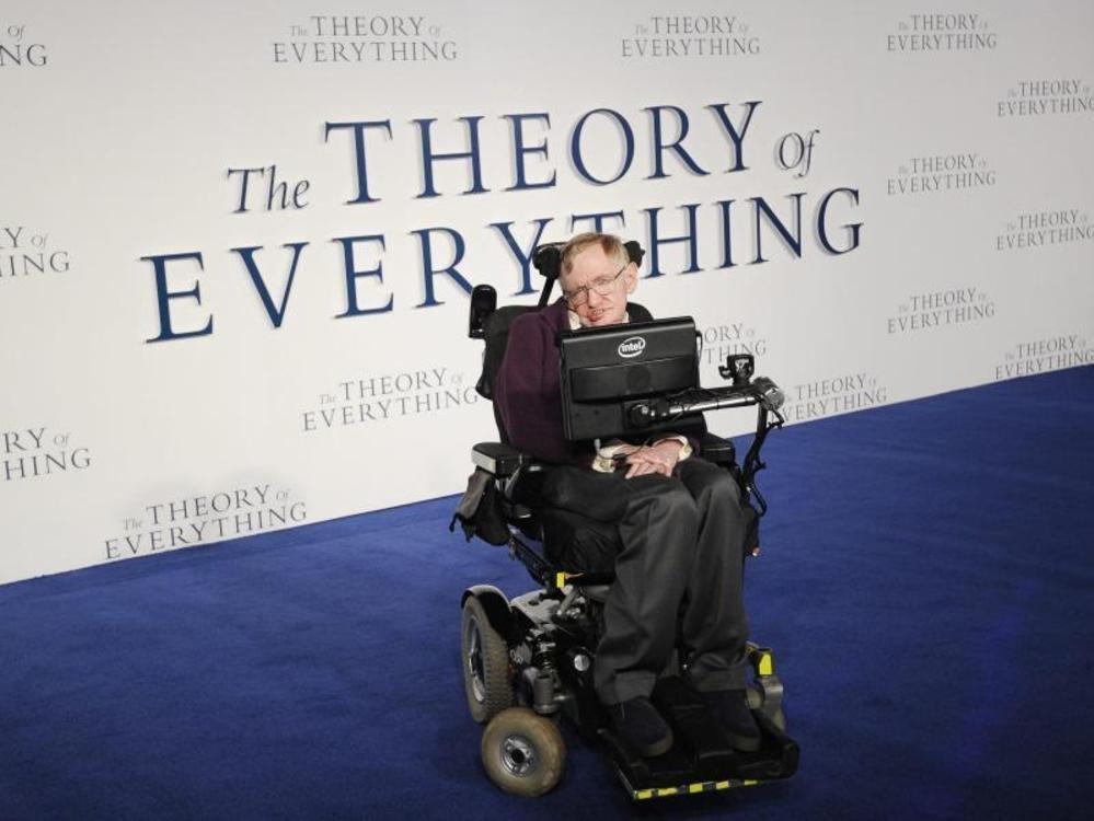 Stephen Hawking gestorben