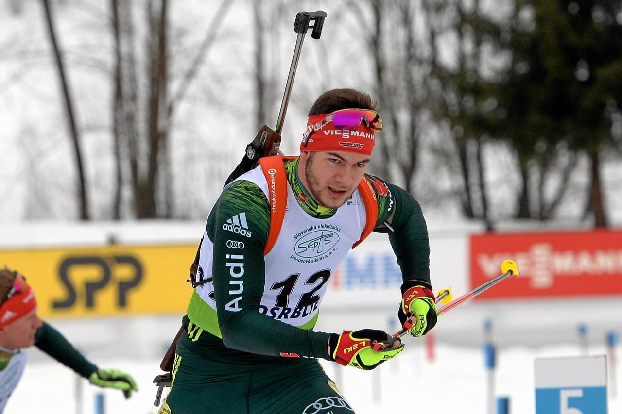 Harzer Biathlon-Talente drängen nach vorn