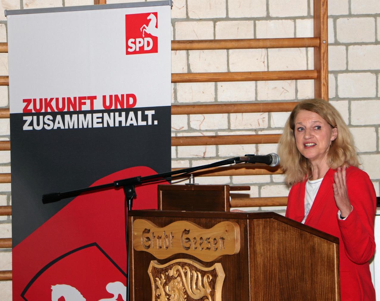 Emmerich-Kopatsch bleibt Vorsitzende