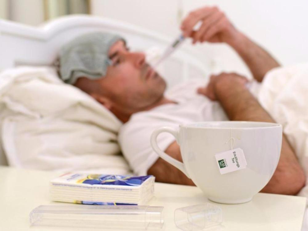 Warum echte Kerle leichter krank werden