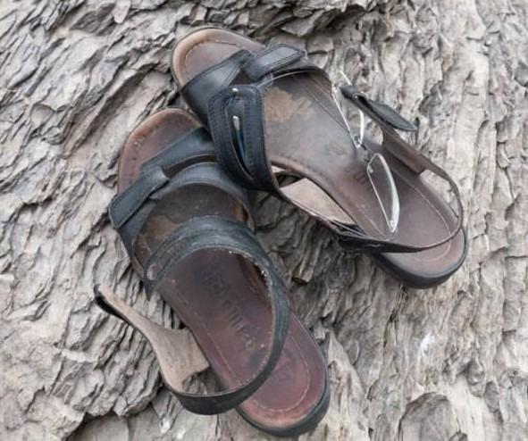 Sandalen-Besitzerin meldet sich