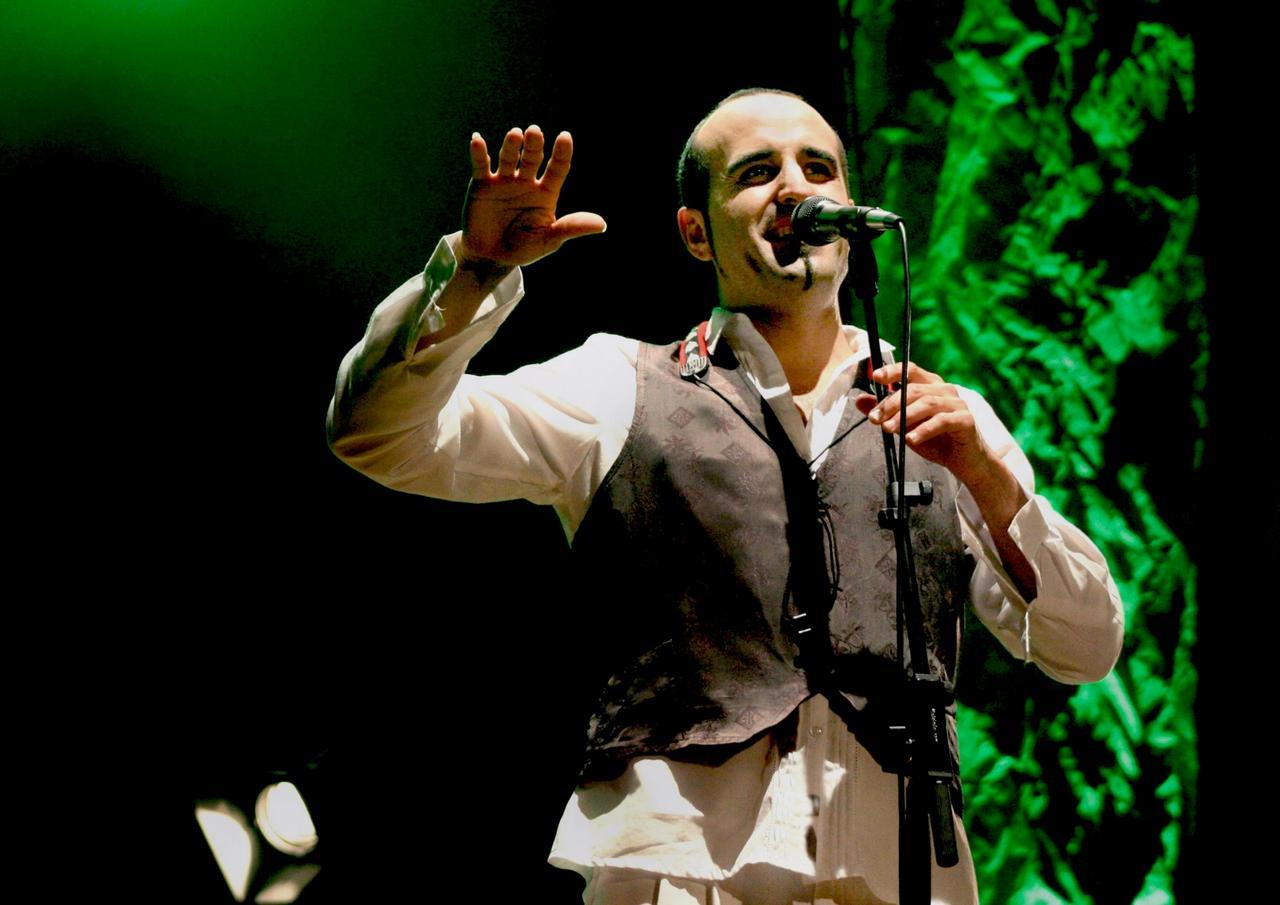 Goslarsche Höfe: Flamenco mit Diego Paqué