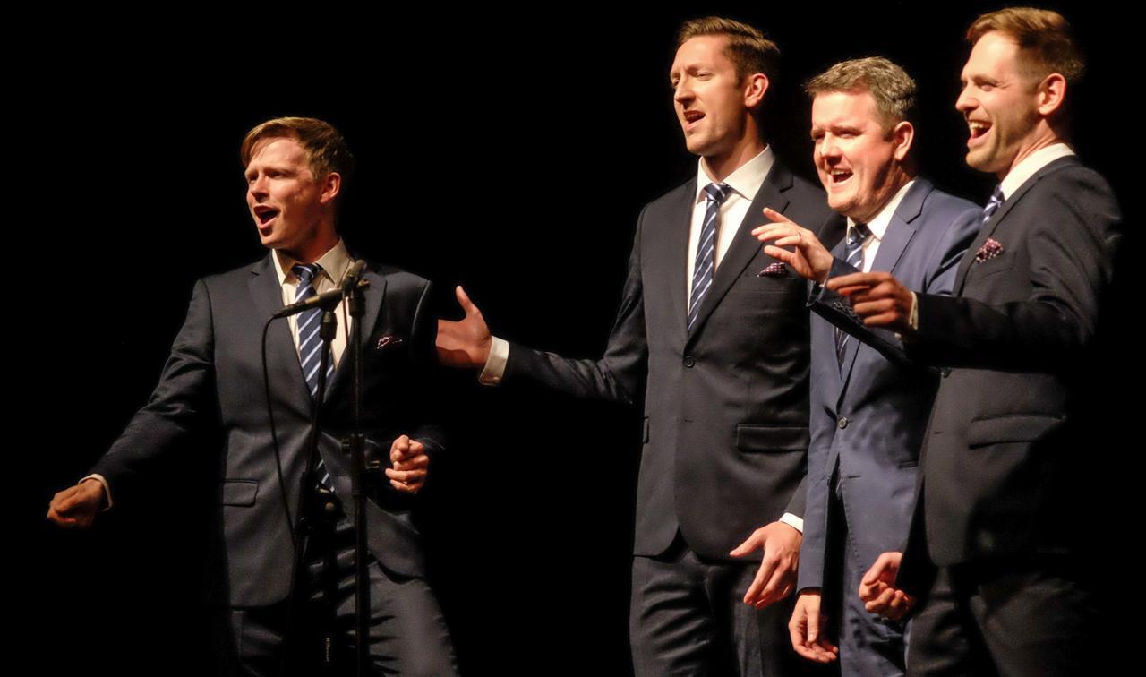A-cappella, Comedy & Co.