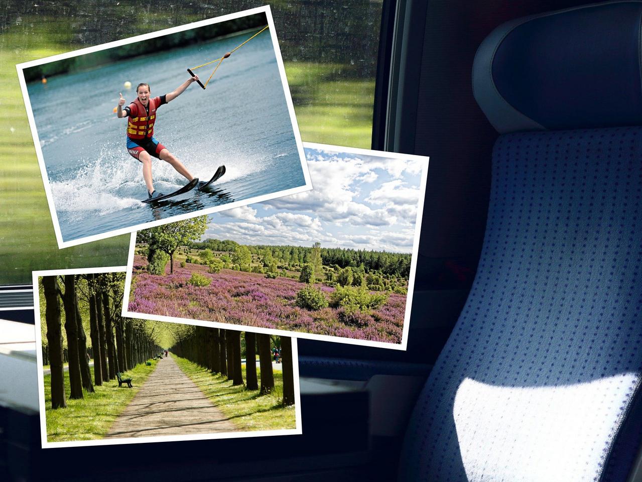 Tipps für Sommer-Ausflüge mit der Bahn