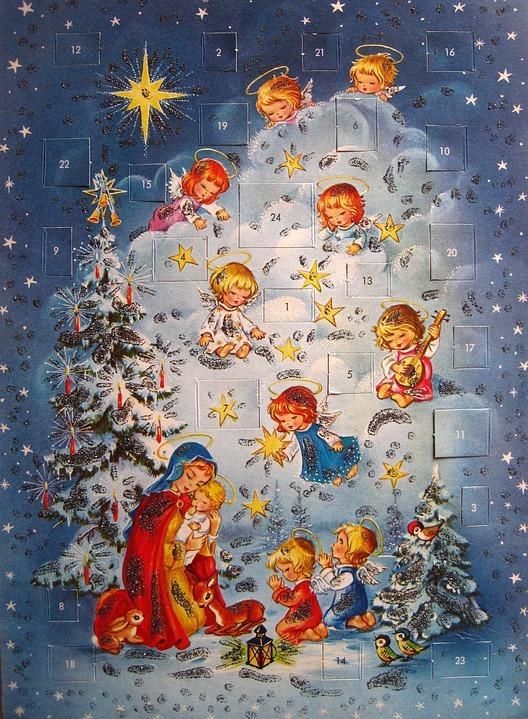 Alte Weihnachtskalender.Heimathaus Sucht Alte Adventskalender Schladen Gz Live