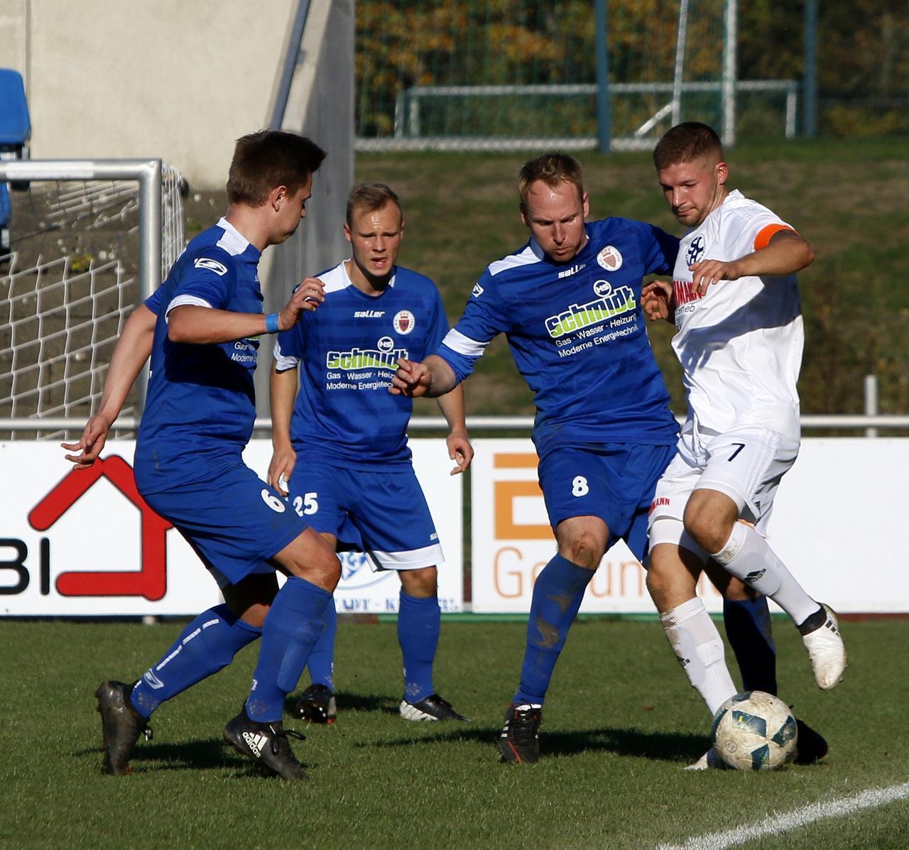 GSC 08 hilft gegen Kästorf nur ein Sieg