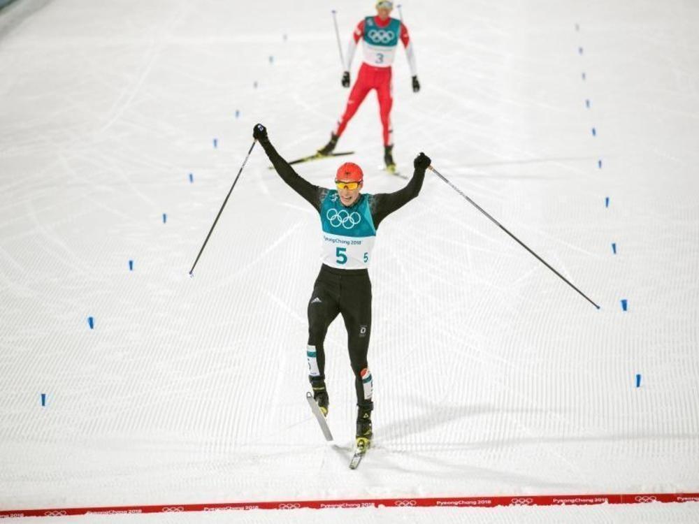 Frenzel erneut Olympiasieger