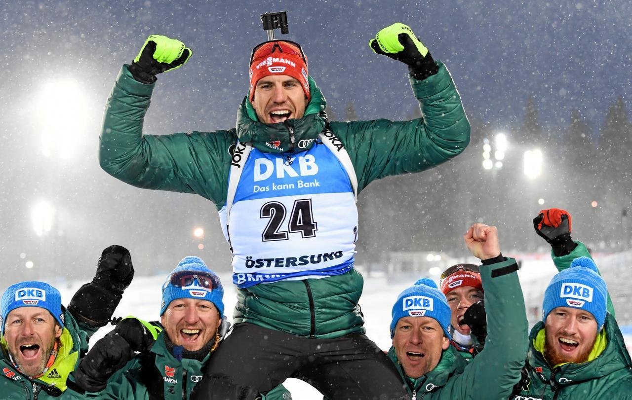 Arnd Peiffer gewinnt WM-Gold im Einzel