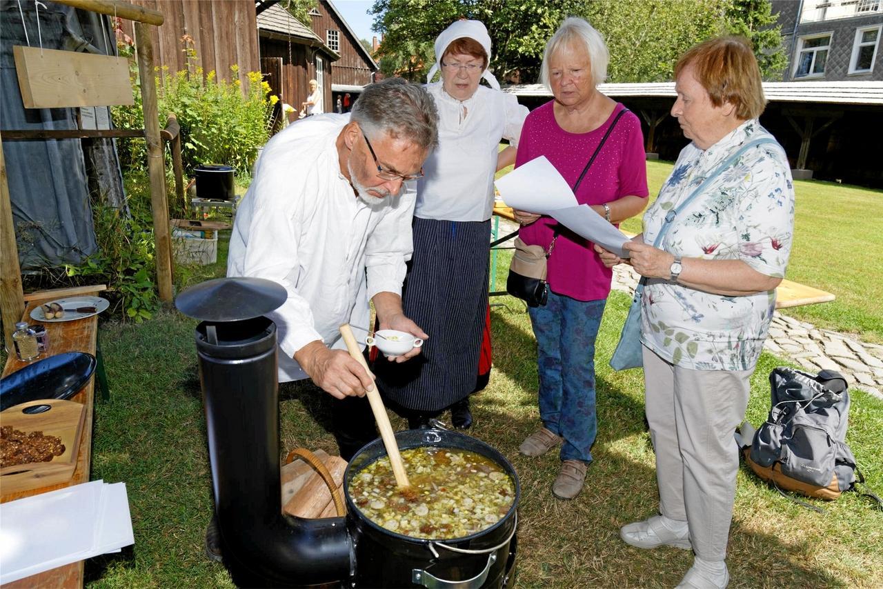 Köhlersuppe kann sehr lecker sein