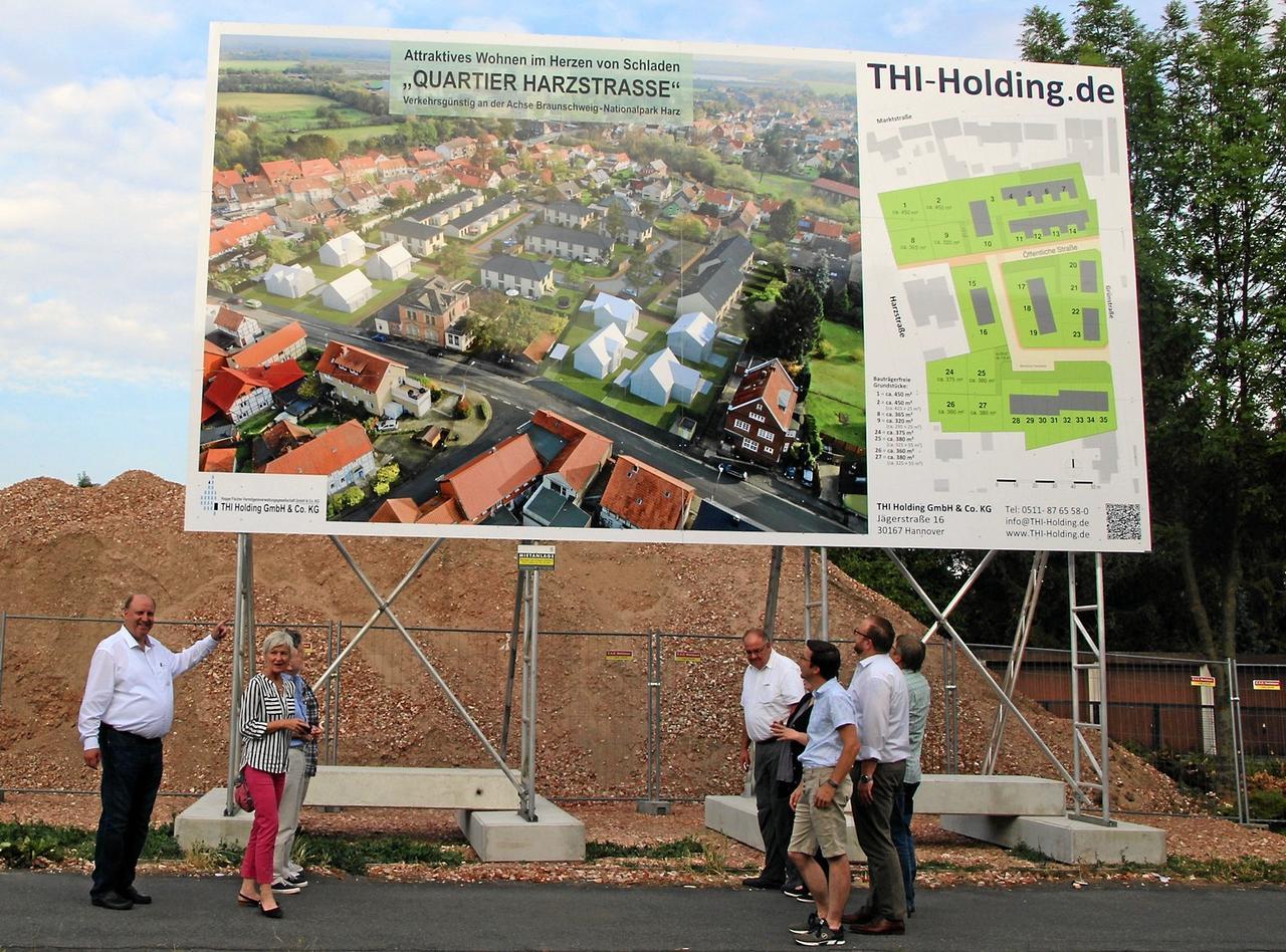 SPD will Dörfer neu beleben