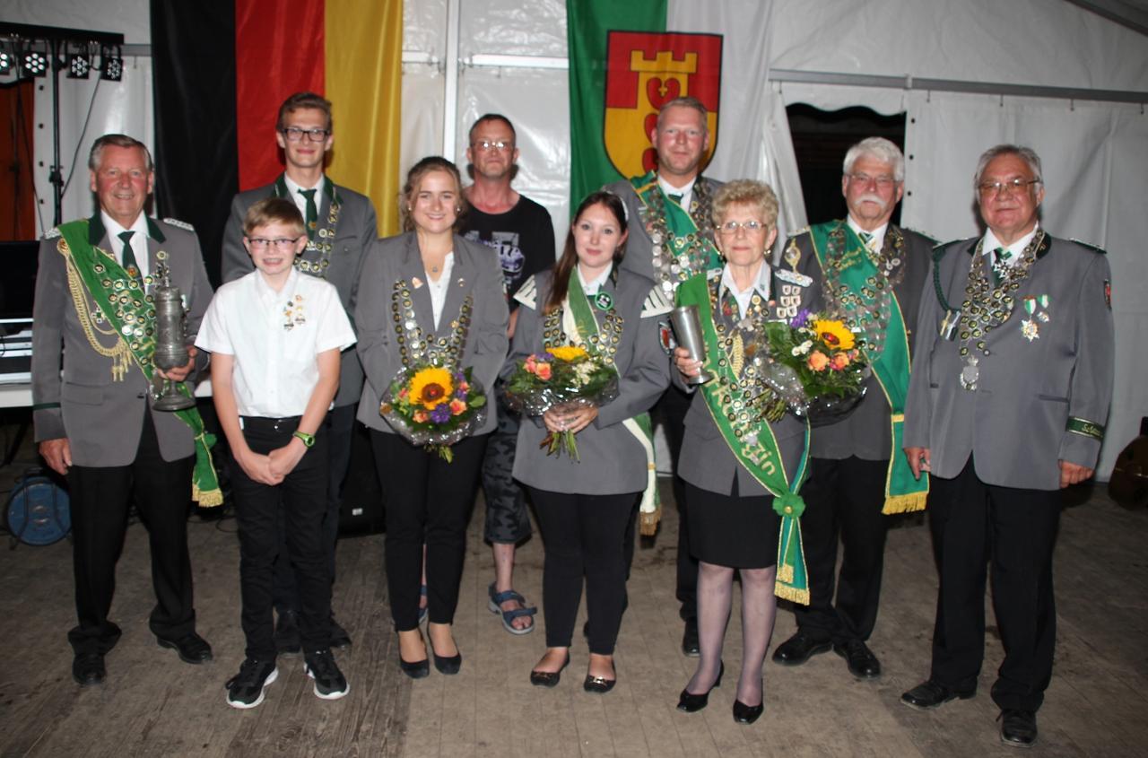 Liebenburger feiern Schützenfest
