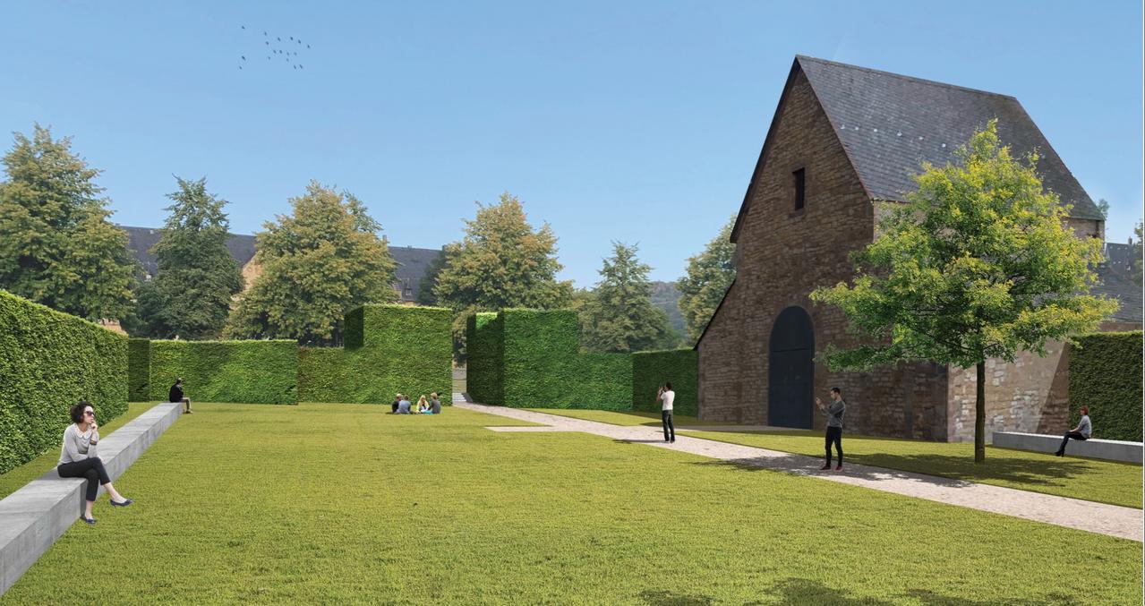 So sieht Topotek den Goslarer Stiftsgarten
