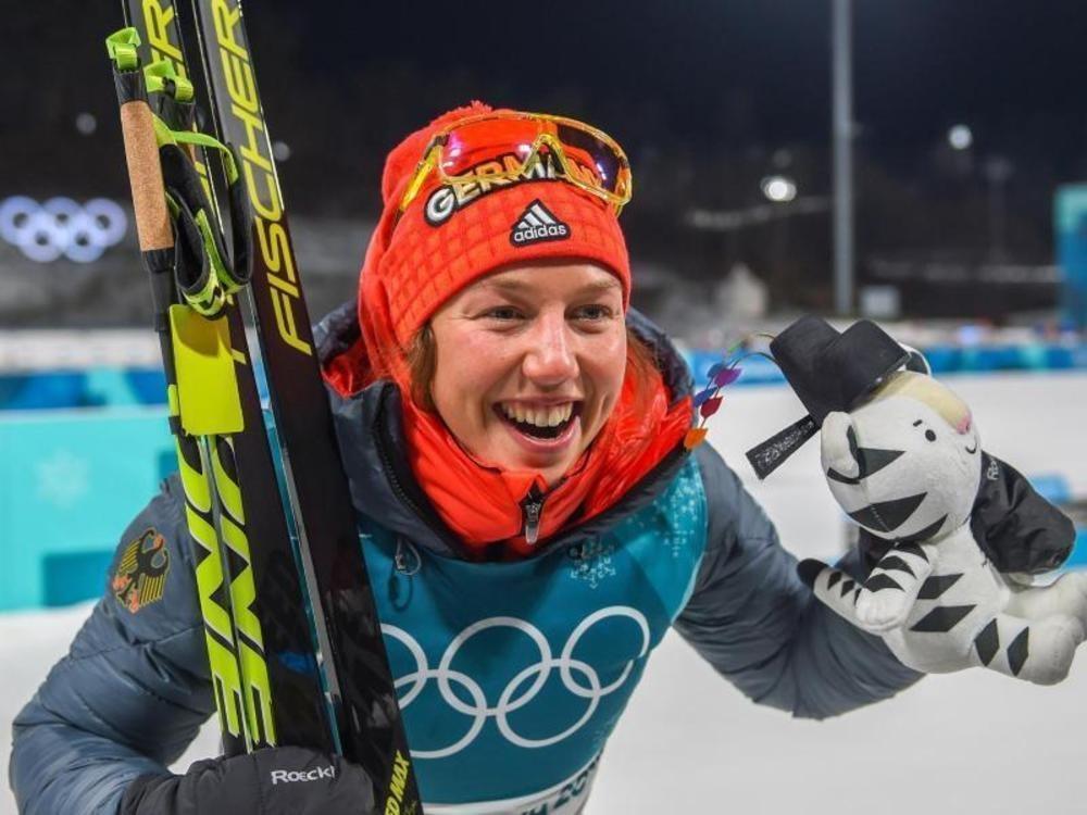 Biathlon-Rennen auf Donnerstag verlegt