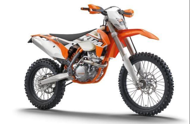 Orange-blaue Kawasaki gestohlen