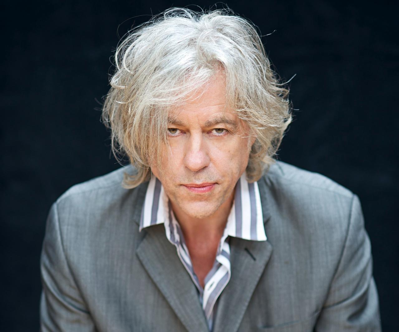 Bob Geldof gastiert in Salzgitter