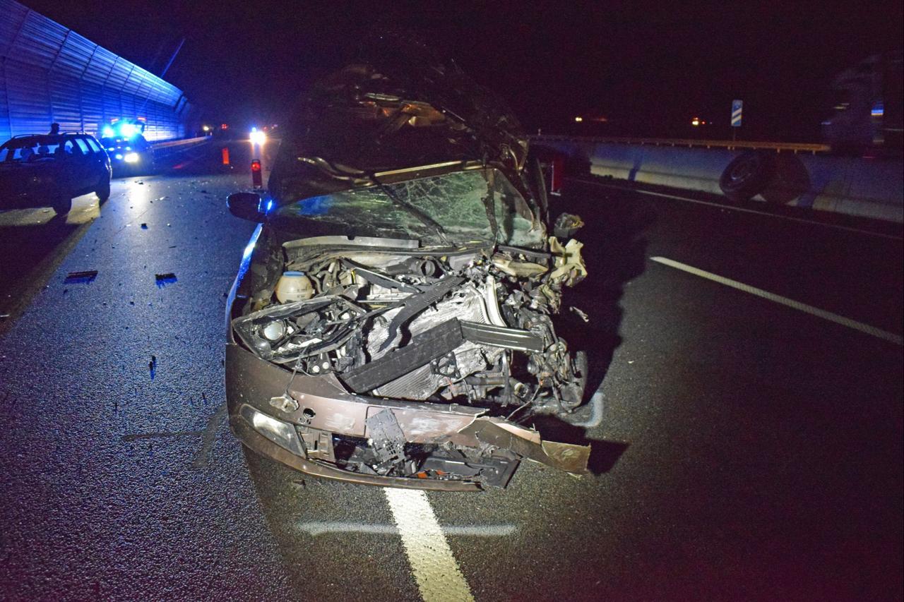Schwerer Unfall auf der A7 wirft Fragen auf