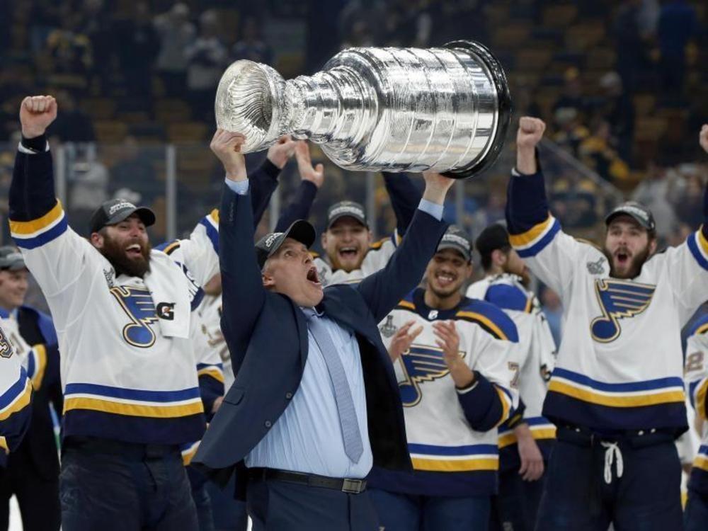 St. Louis gewinnt den Stanley-Cup