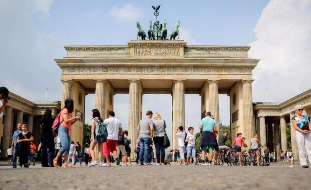 Deutschland-Tourismus auf Rekordkurs