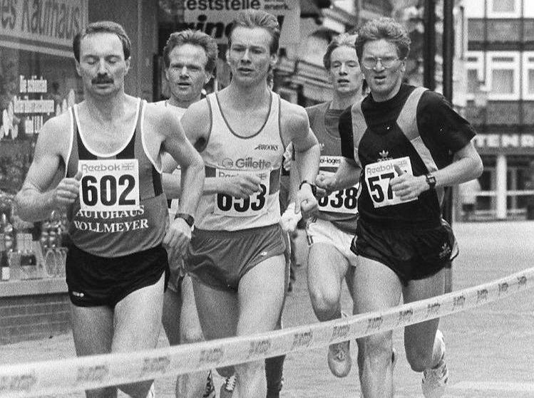 Wechselvolle Geschichte des Altstadtlaufs