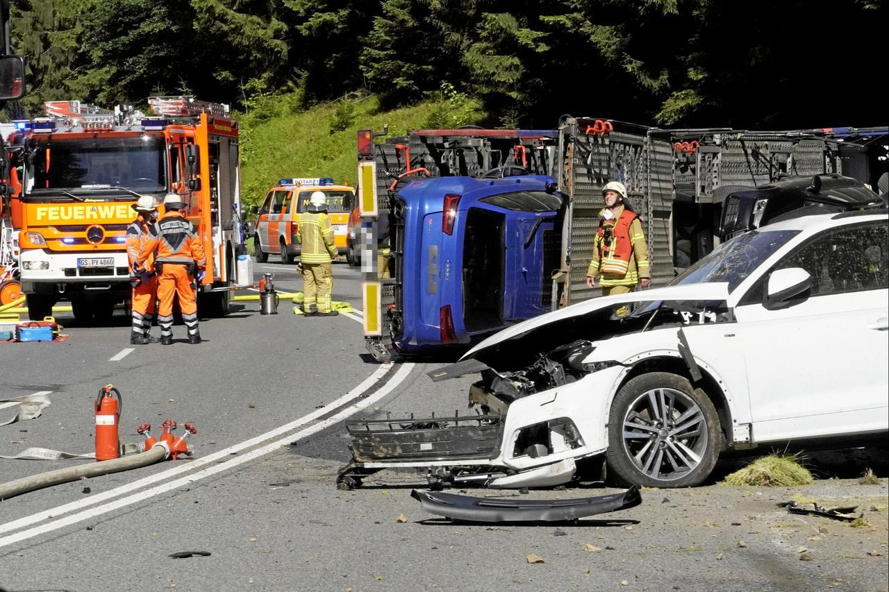 Harzburg: Zahl der Unfälle erneut gesunken