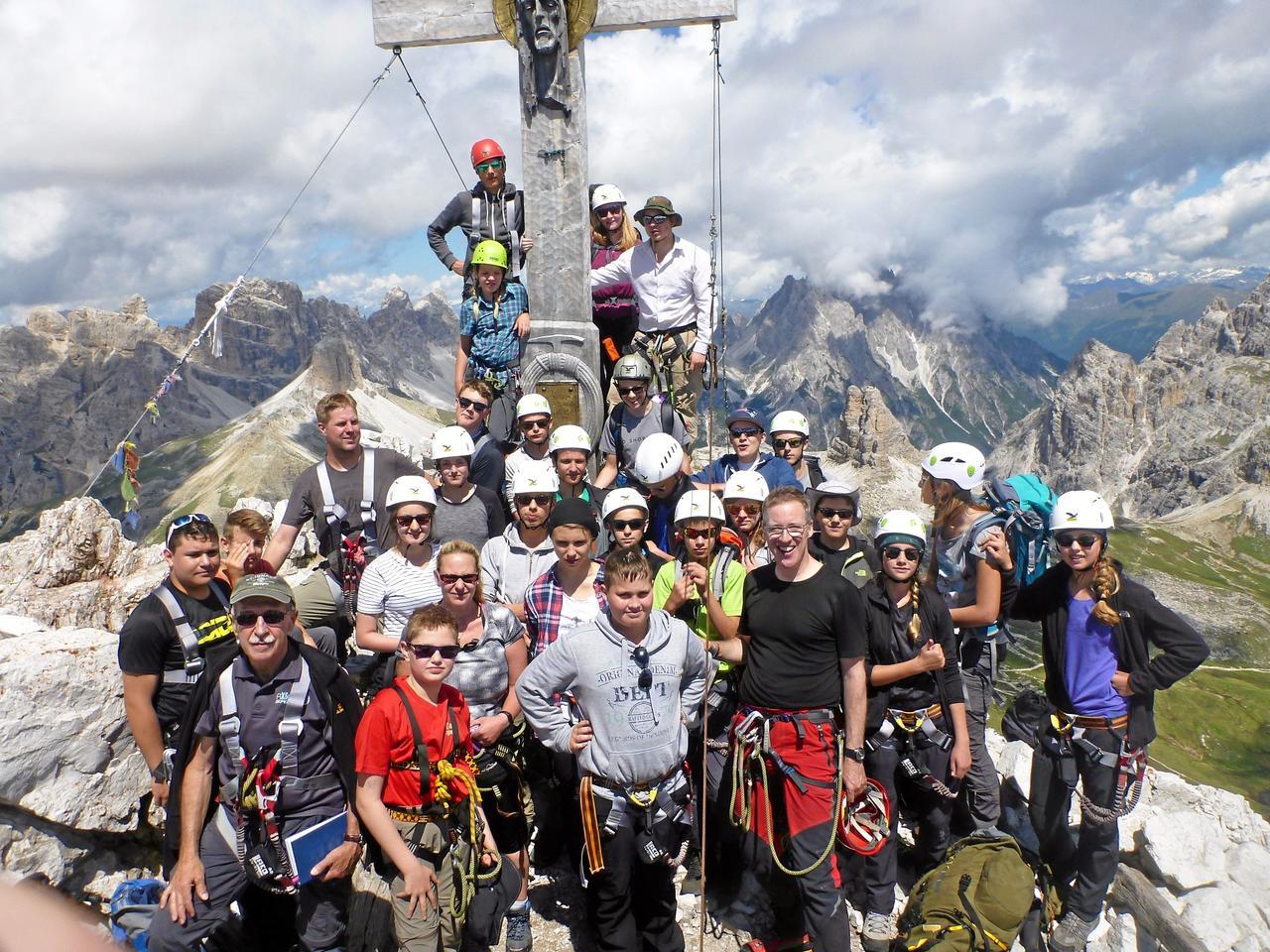 KFS: Zum 50. Mal in die Alpen