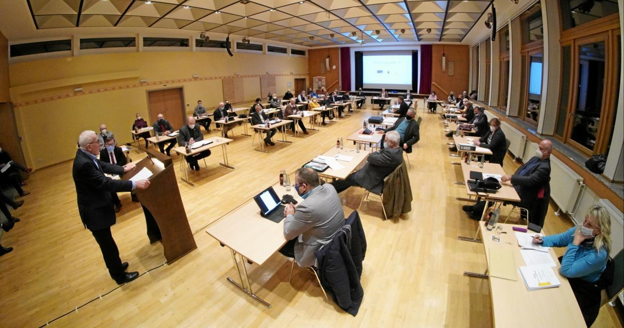 Stadtrat Bad Harzburg tagt öffentlich