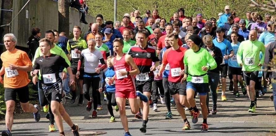 Bärenkopf-Lauf startet am 21. April
