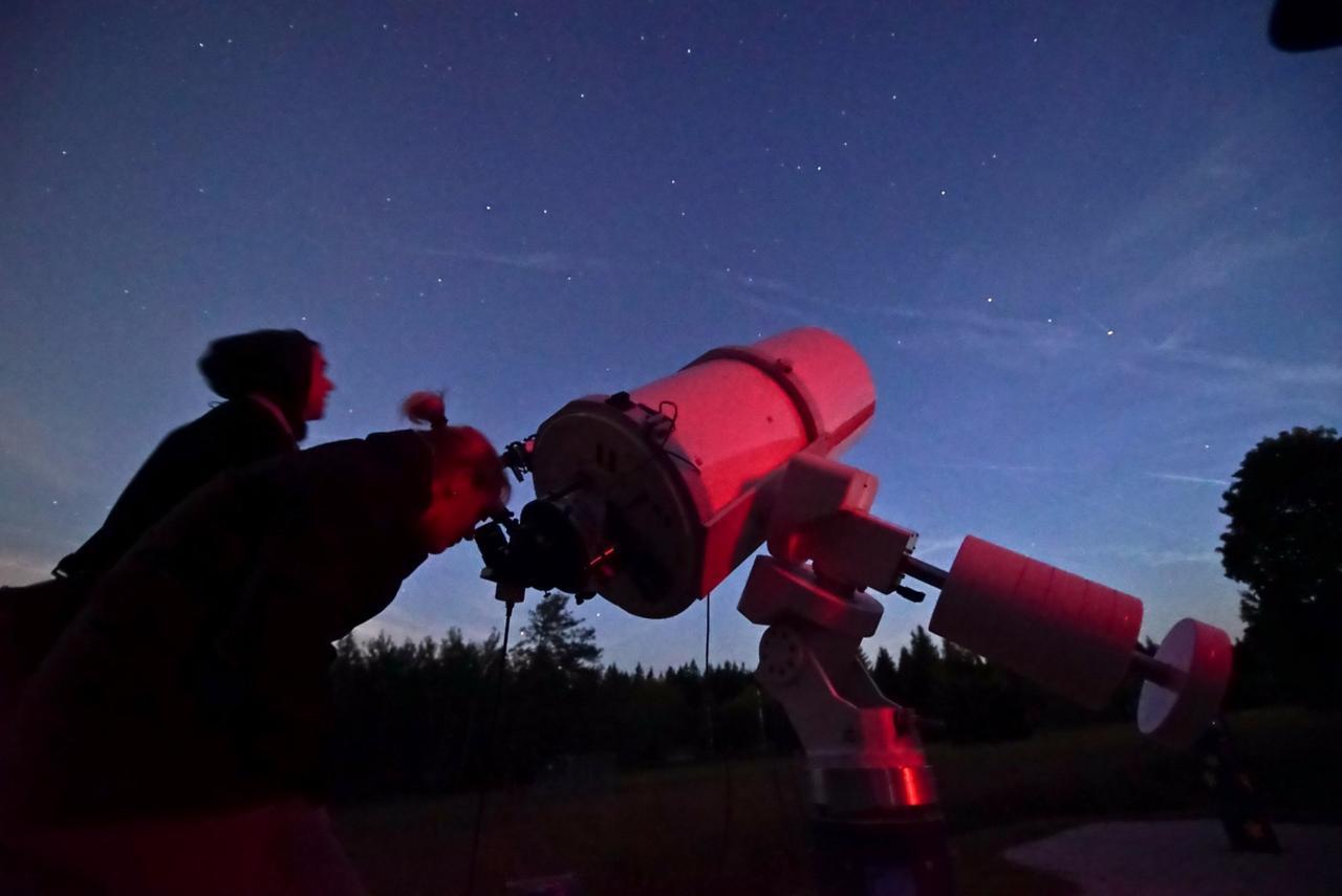 Sternwarte ist in Clausthal präsent
