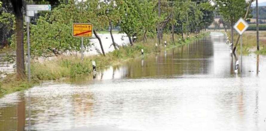 Gemeinde informiert heute über Hochwasser