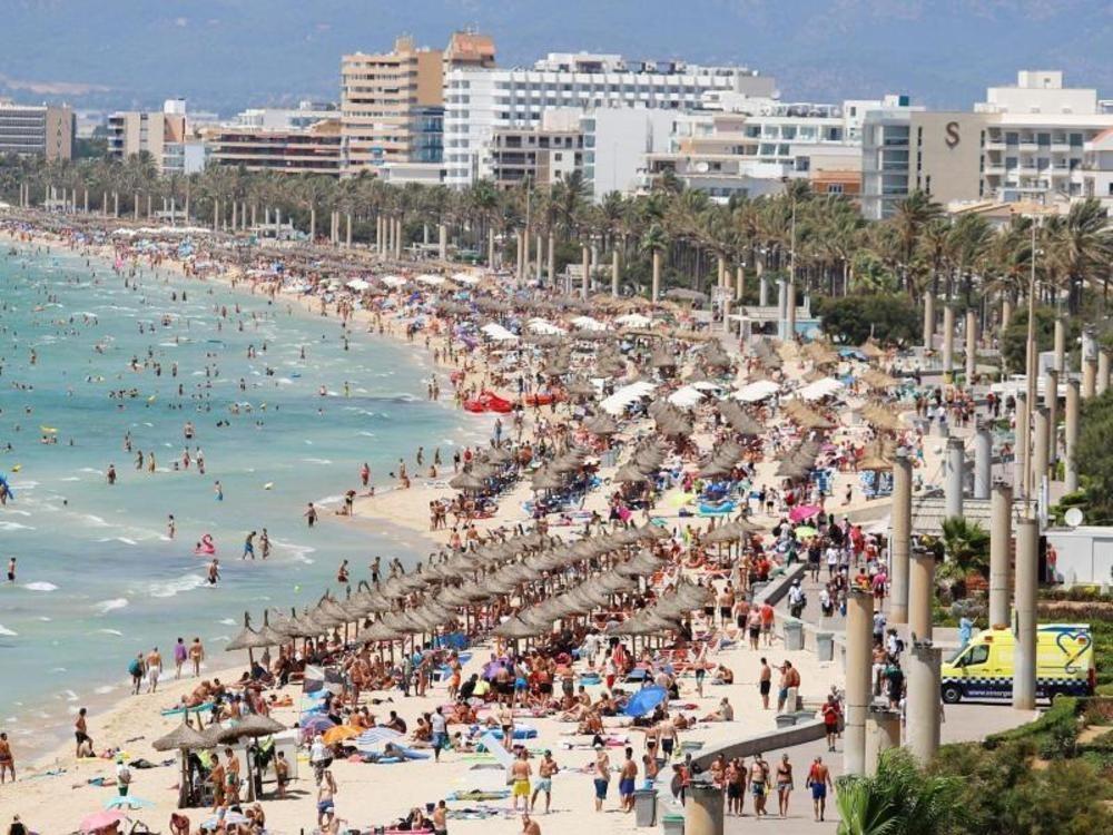 Alarm auf Mallorca: Touristenflaute