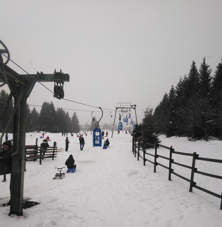 So wenig Schnee wie selten im Harz