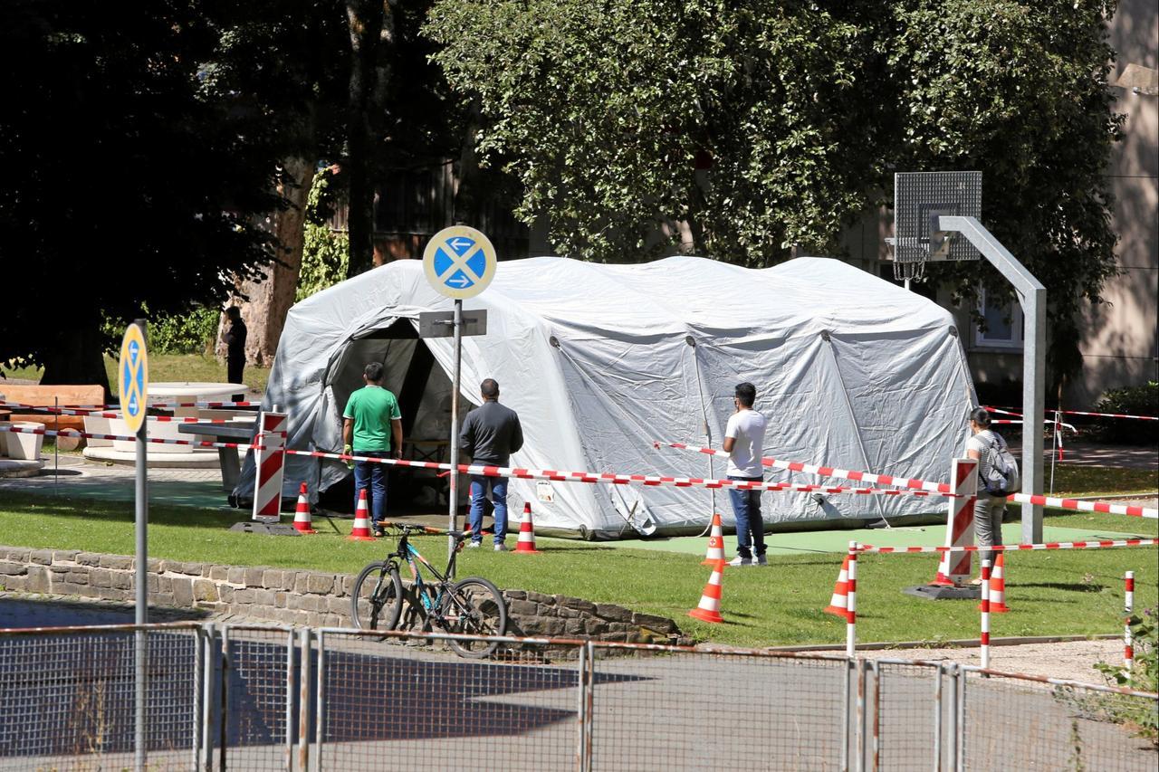 Nach Corona-Ausbruch: 85 Menschen getestet