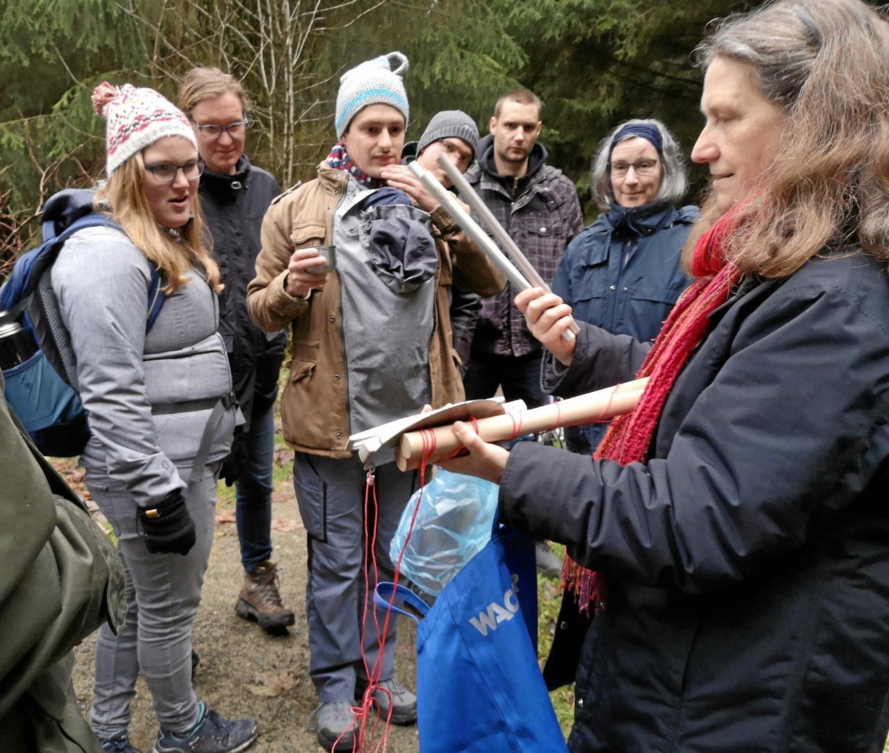 14 Teilnehmer beim Studentenwerk-Wandertag | Clausthal-Zellerfeld - GZ Live