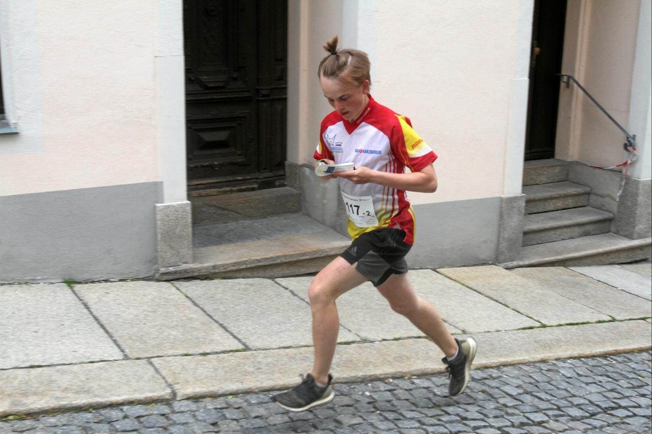 Tom Buchholz sprintet zur Vizemeisterschaft