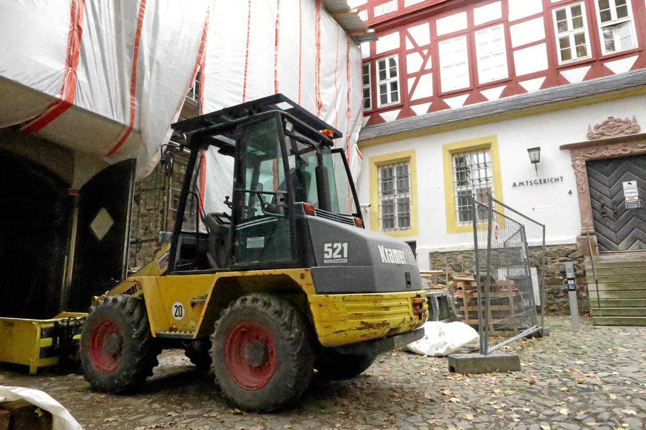 Gemeinsame Schloss-Sanierung läuft auf Hochtouren | Herzberg | GZ Live #RG_52