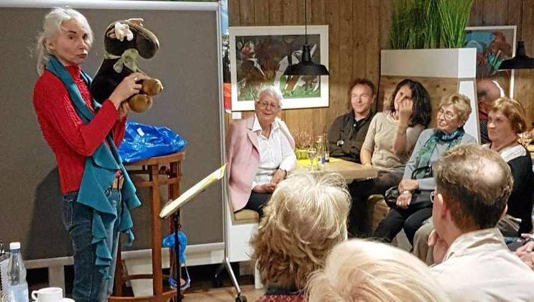 Ruth Gaidas begeisterte Zuschauer