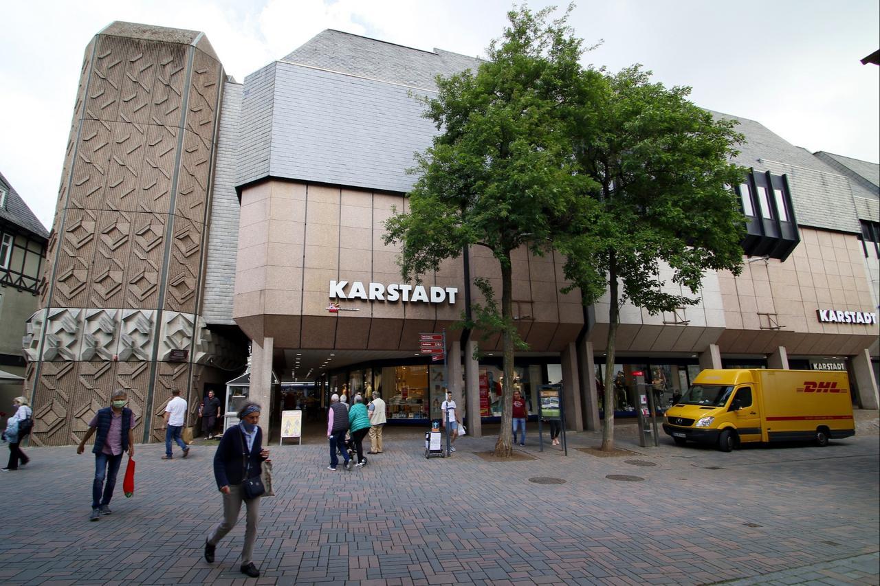 Karstadt Goslar gerettet