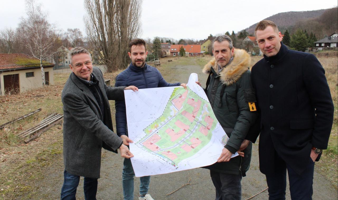Millionenprojekt auf der Waldhöhe