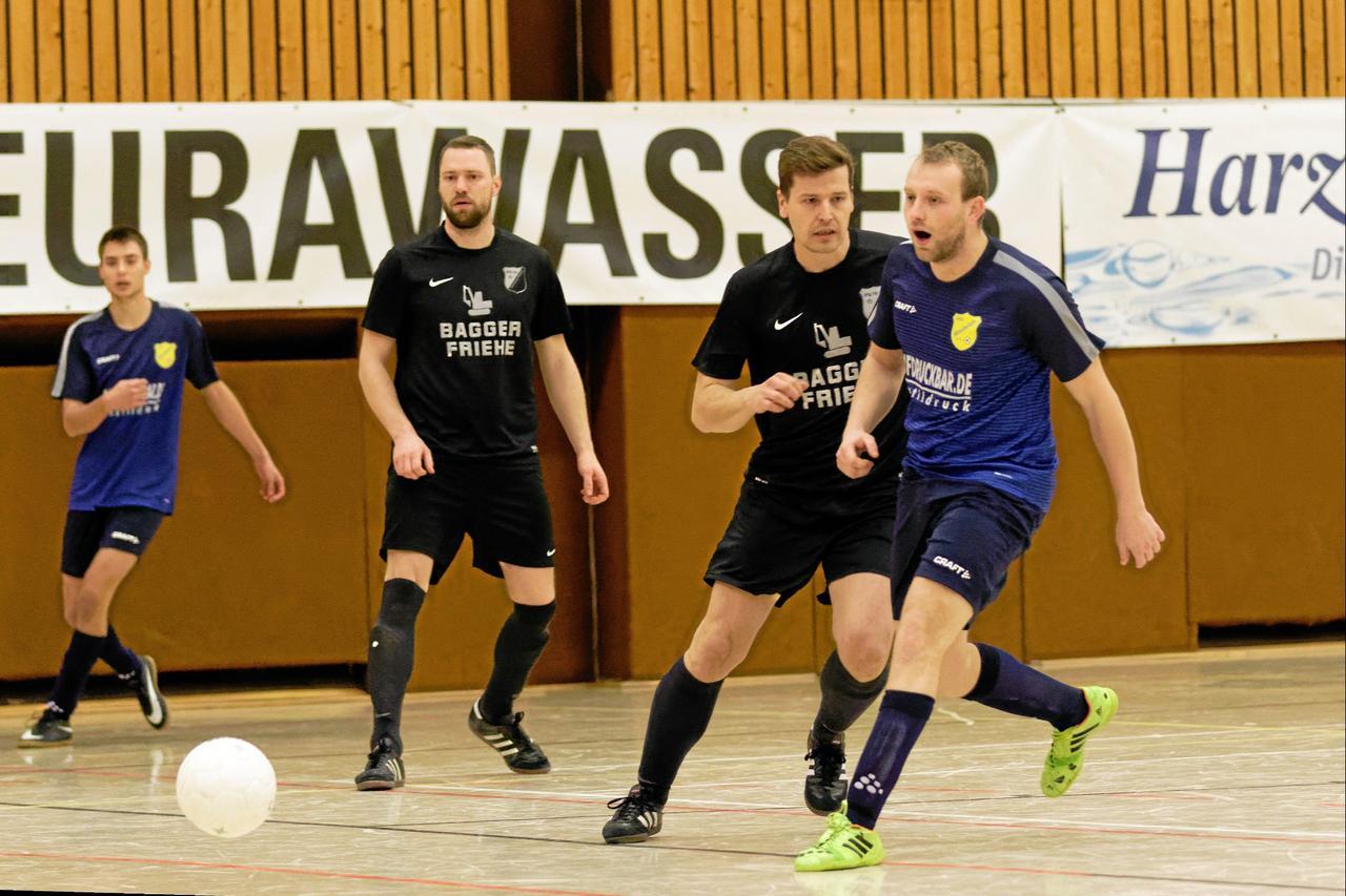 Hallensperrung trifft Sportvereine hart   Vienenburg - GZ Live