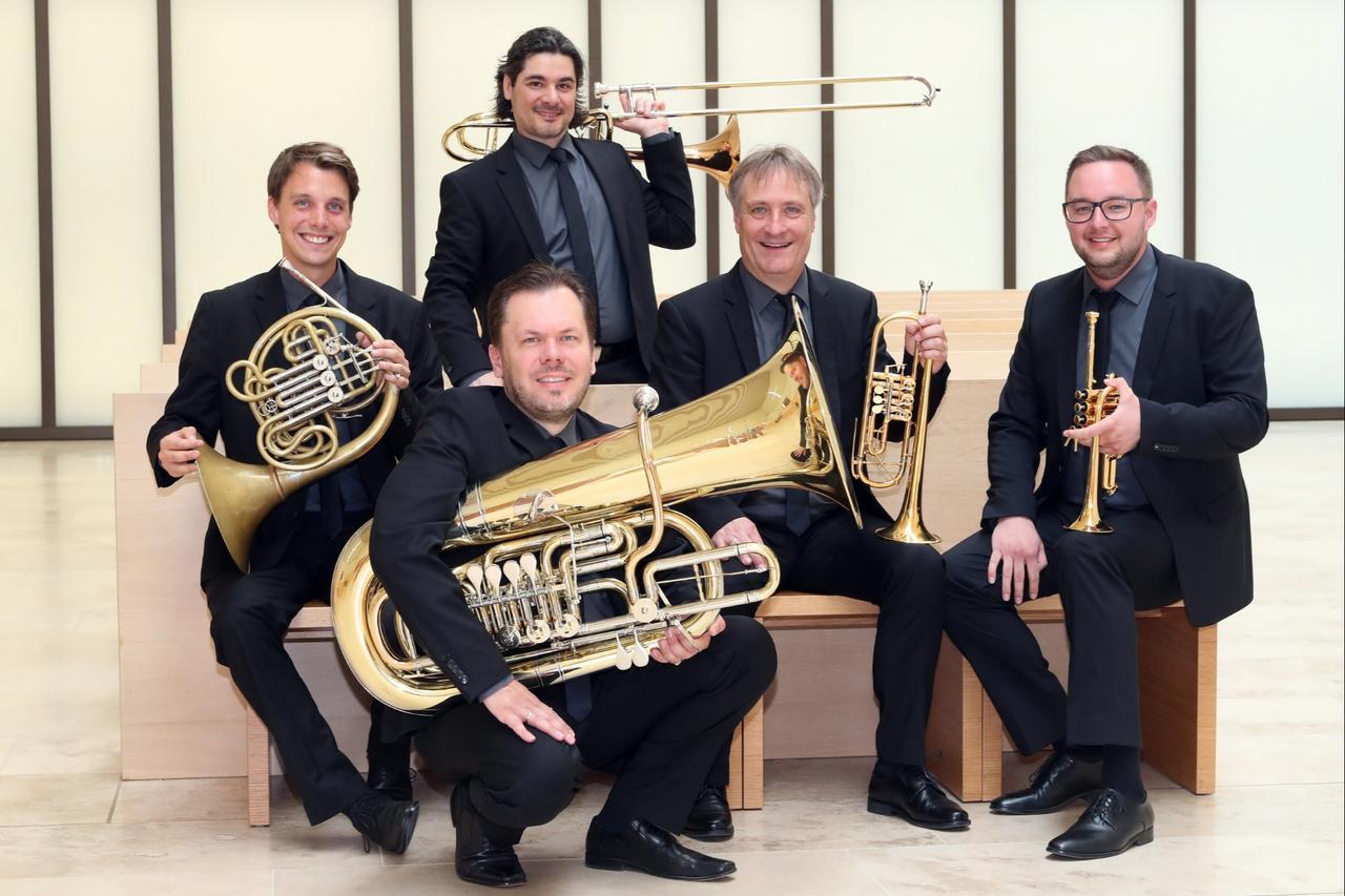 Classic Brass in Hornburg zu Gast