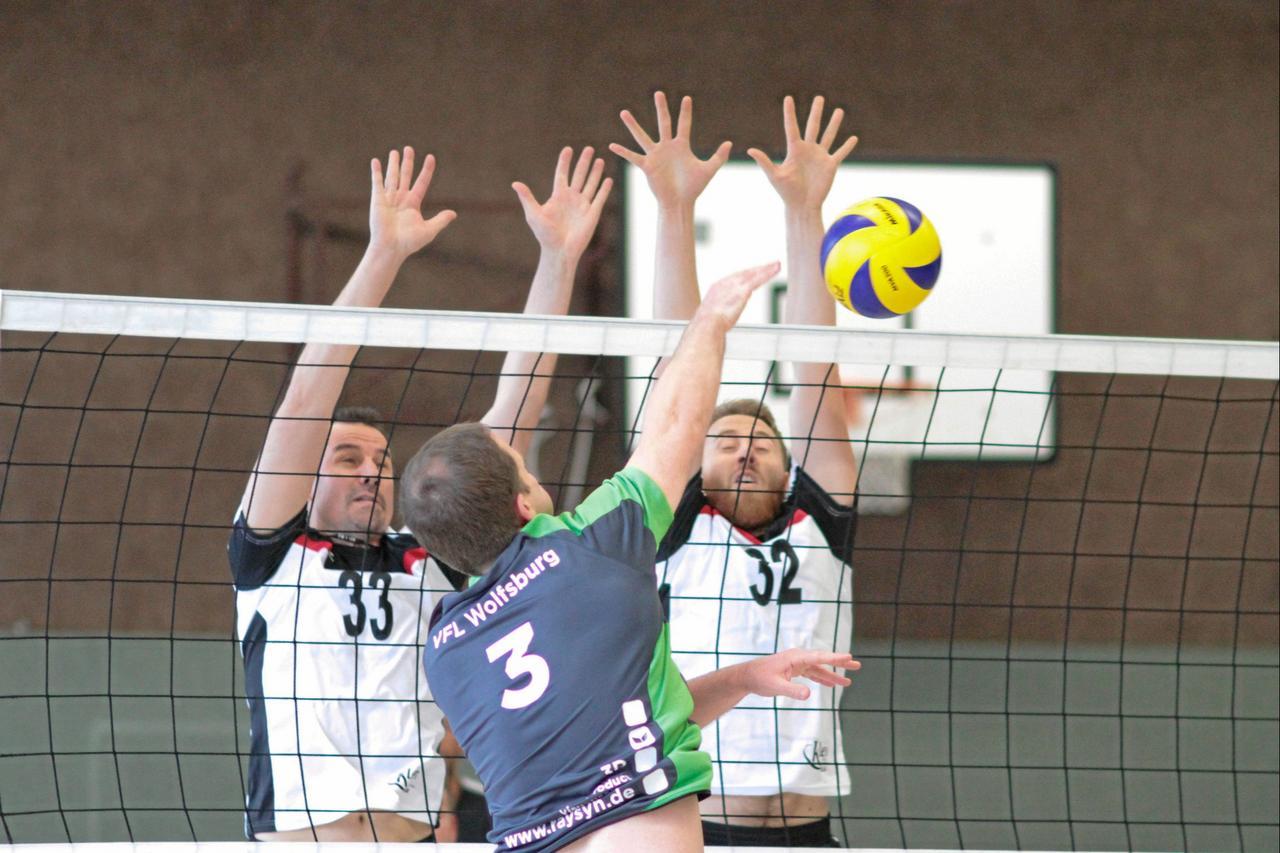 1. VC Goslar will um Meisterschaft kämpfen