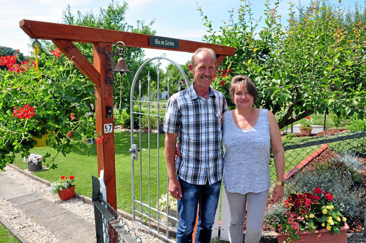 Kampf um den schönsten Kleingarten