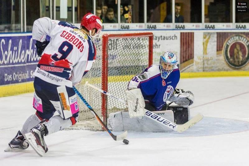 Goalie Fabian Hönkhaus kommt aus dem Süden