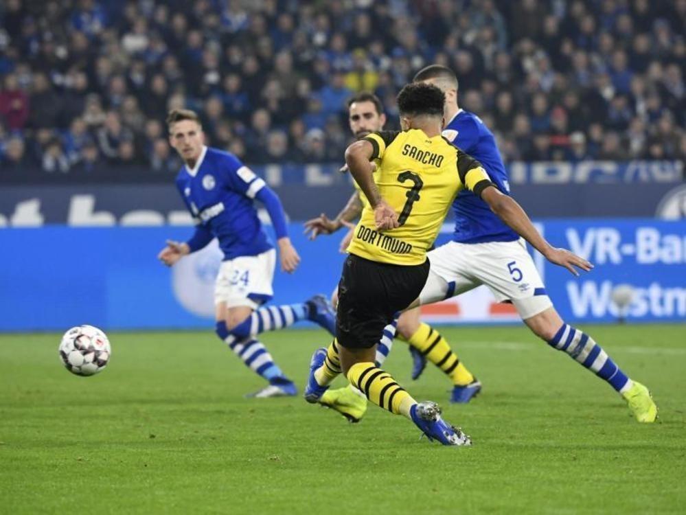 Dortmund gewinnt Revierderby
